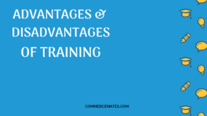 Training Advantages and Disadvantages