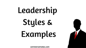 3 leadership styles and examples
