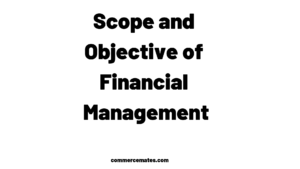 What is Finance Management System? Scope and Objective of Financial Management