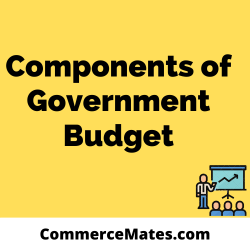 Components of Government Budget