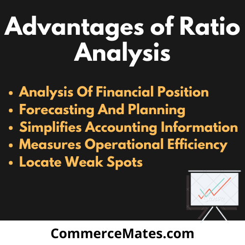 Advantages of Ratio Analysis