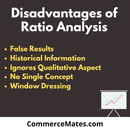 Disadvantages of Ratio Analysis